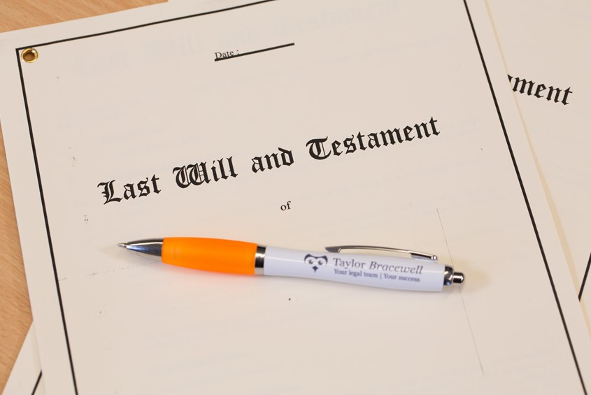your last will and testament