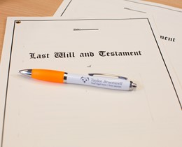 Wills, Probate and Trusts